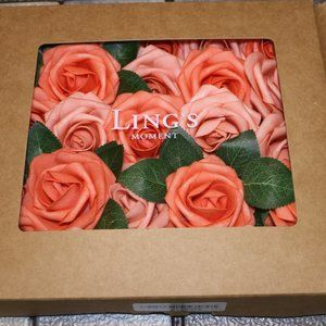Ling's Moment 25 Piece Rose Box